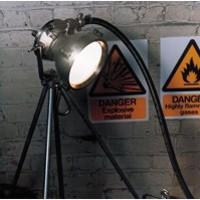 Прожектор взрывозащищенный на сжатом воздухе серии Turbolite