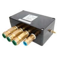 MTP - взрывобезопасные коробки клеммные из полиэстера