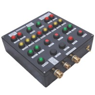 MCP - взрывобезопасные посты управления на базе корпусов из полиэстера