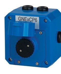 Аварийные взрывозащищенные звуковые сигнализаторы серии GNExCP6A-PB/GNExCP6B-PB