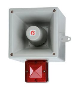 Аварийный светозвуковой сигнализатор AL121X