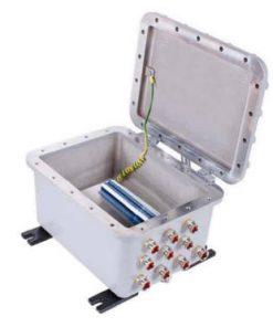 """MB JB - искробезопасные соединительные коробки с видом взрывозащиты """"взрывонепроницаемая оболочка"""""""