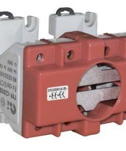 Блок контактный четырехполюсный типа CZ0201-*6**
